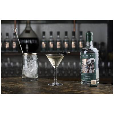 Sipsmith London Dry Gin in 0,7l  41,6% Vol. - 1