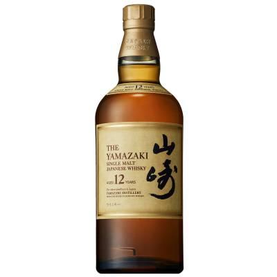 The Yamazaki Japanese Whisky 12 Jahre 0,7l  43% Vol. - 1