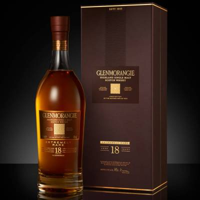 Glenmorangie 18 Jahre Single Malt in Geschenkbox 0,7l 43% Vol. - 1
