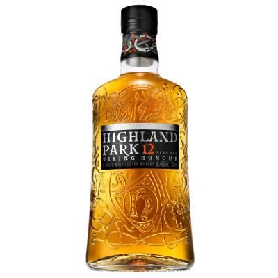Highland Park Single Malt Whisky 12 Jahre 0,7l   40% Vol. - 1