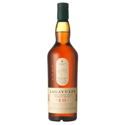 Lagavulin Single Malt Whisky 16 Jahre 0,7l    43% Vol. - 1