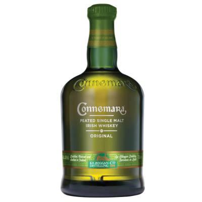 Connemara irischer Peated Single Malt in Geschenkpackung 0,7l 40% Vol. - 1