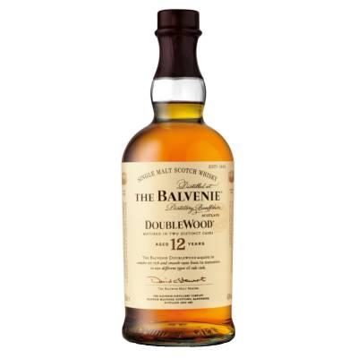 The Balvenie Single Malt Whisky Double Wood 12 Jahre 0,7l 40% Vol. - 1