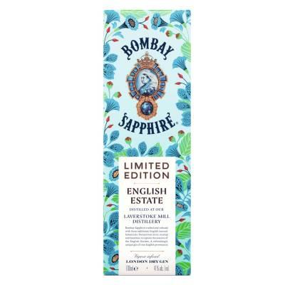 Bombay Sapphire English Estate (Limited Edition) 1,0l 41% Vol. - 1