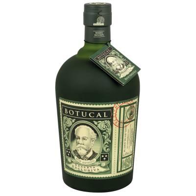 Ron Botucal Reserva Exclusiva Blended Rum mit Glas und Lederuntersetzer 0,7l 40% Vol. - 1