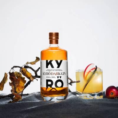 Kyrö Dark Rye Gin  0,5l   42,6% Vol. - 1