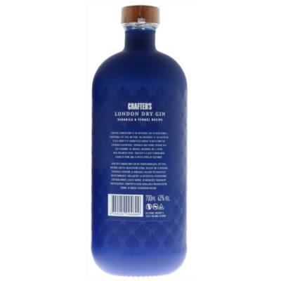 Crafters London Dry Gin 0,7l  43% Vol. - 1