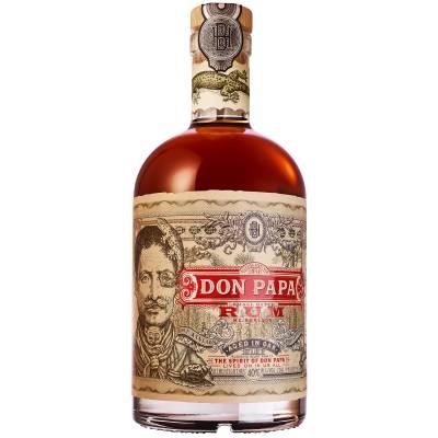 Don Papa Rum 7 Jahre in Geschenktube Edition