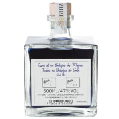 Tinte Gin 0,5l  47% Vol. - 1