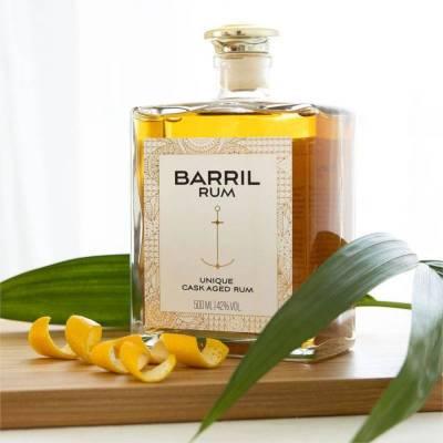 Barril Unique Cask Aged  Rum  0,5l  42% Vol. - 1