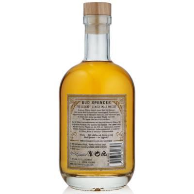 St. Kilian Bud Spencer The Legend Single Malt Whisky  0,7l  46% Vol. - 1