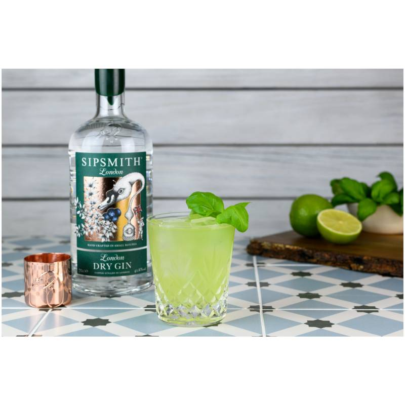 Sipsmith London Dry Gin in 0,7l  41,6% Vol. - 2