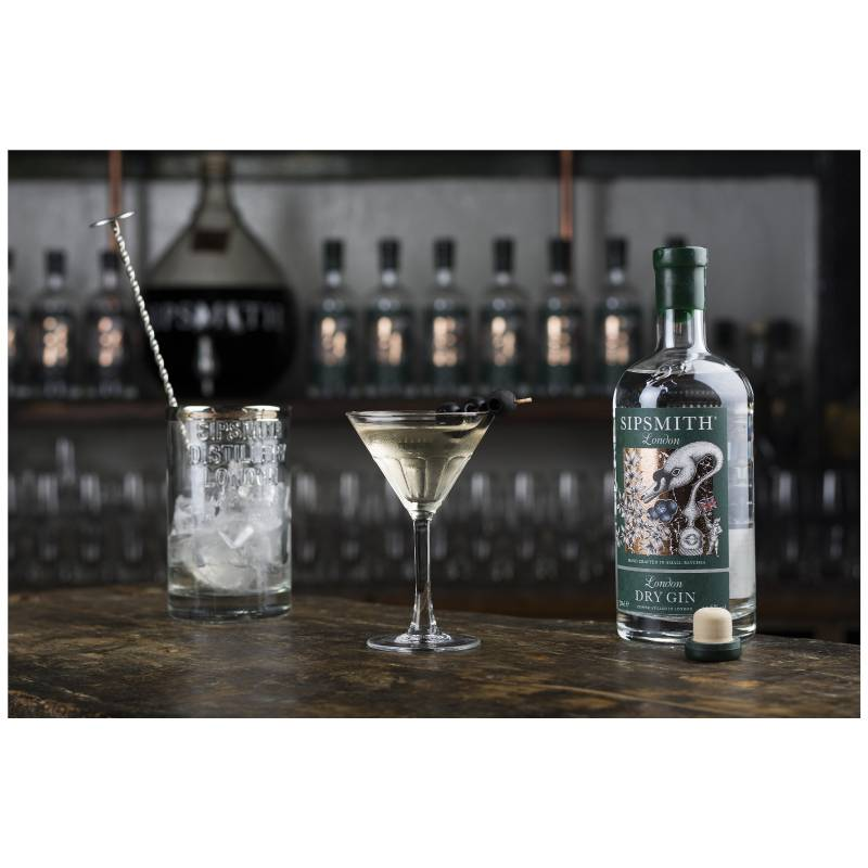 Sipsmith London Dry Gin in 0,7l  41,6% Vol. - 3