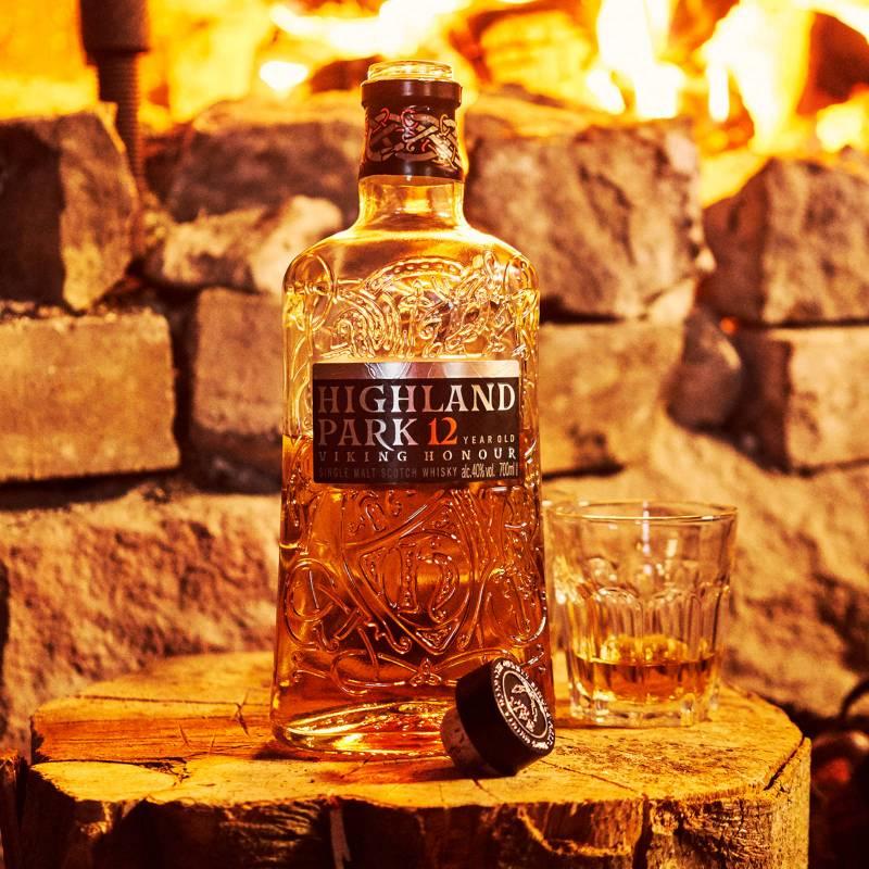 Highland Park Single Malt Whisky 12 Jahre 0,7l   40% Vol. - 2