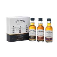 Bowmore Single Malt Tasting Collection (12/15/18 Jahre) 150ml 40/43% Vol.